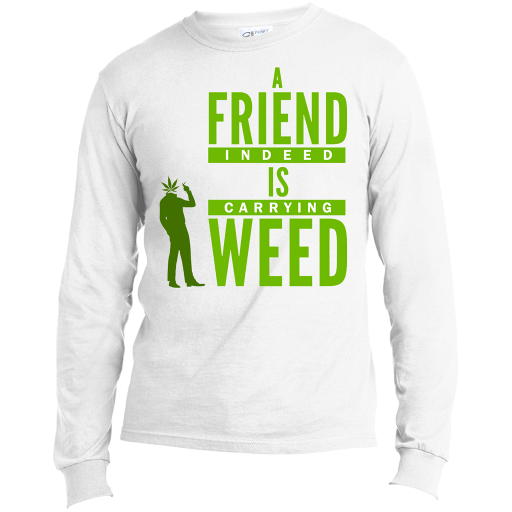 A Friend Indeed Men's Long Sleeve T-Shirt