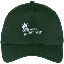 Wanna Get High? Baseball Cap