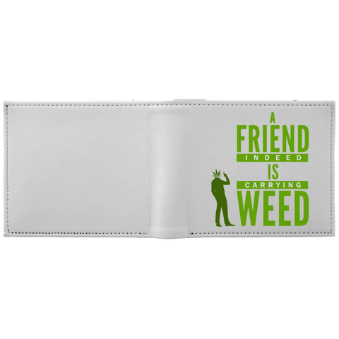 A Friend Indeed Wallet