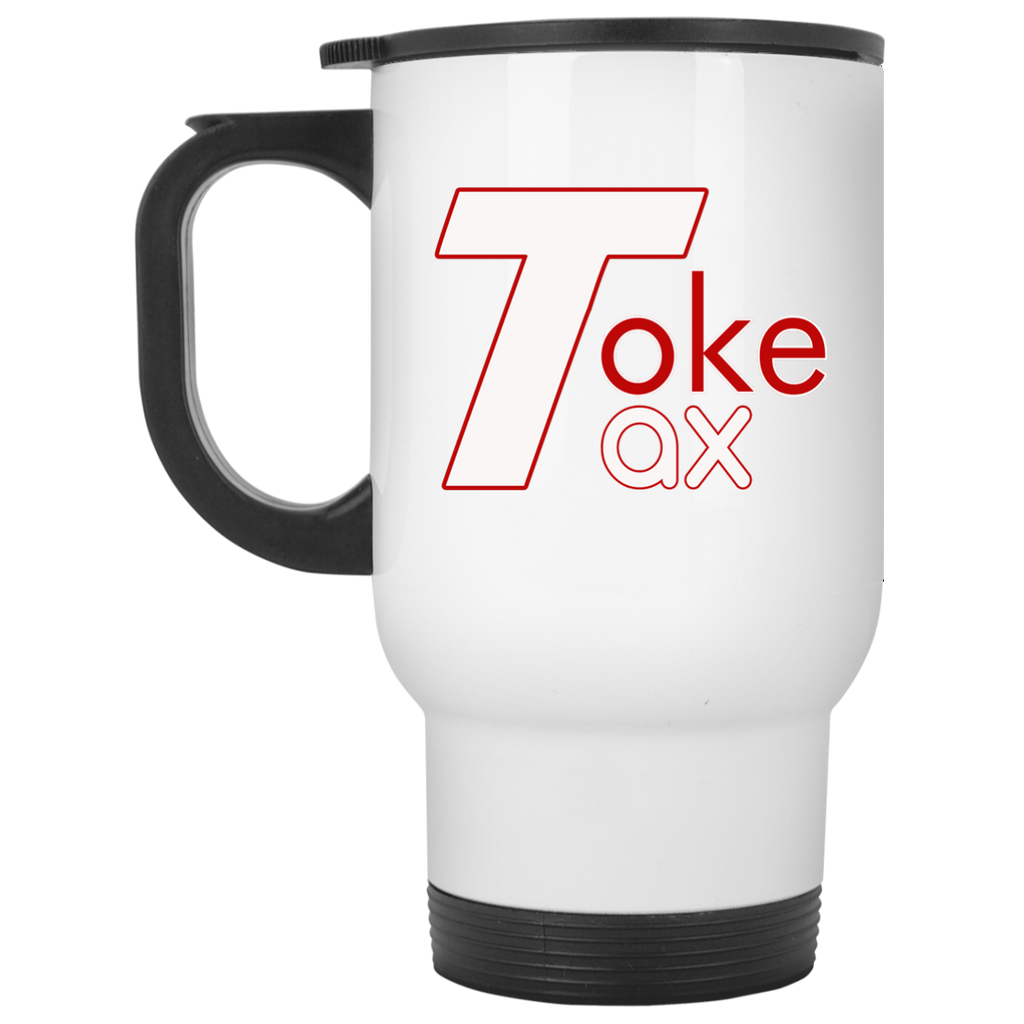 Toke Tax Travel Mug