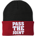 Pass The Joint Beanie