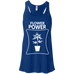 Flower Power Flow Tank