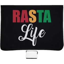 Rasta Life Messenger Bag