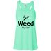 Weed My Lips Flow Tank