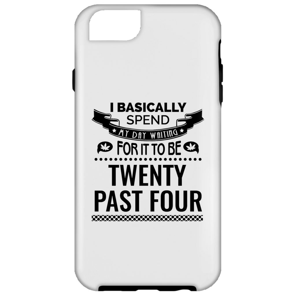 Waiting For 20 Past 4 iPhone 6 Tough Case
