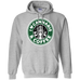 Cannabis And Coffee Hoodie