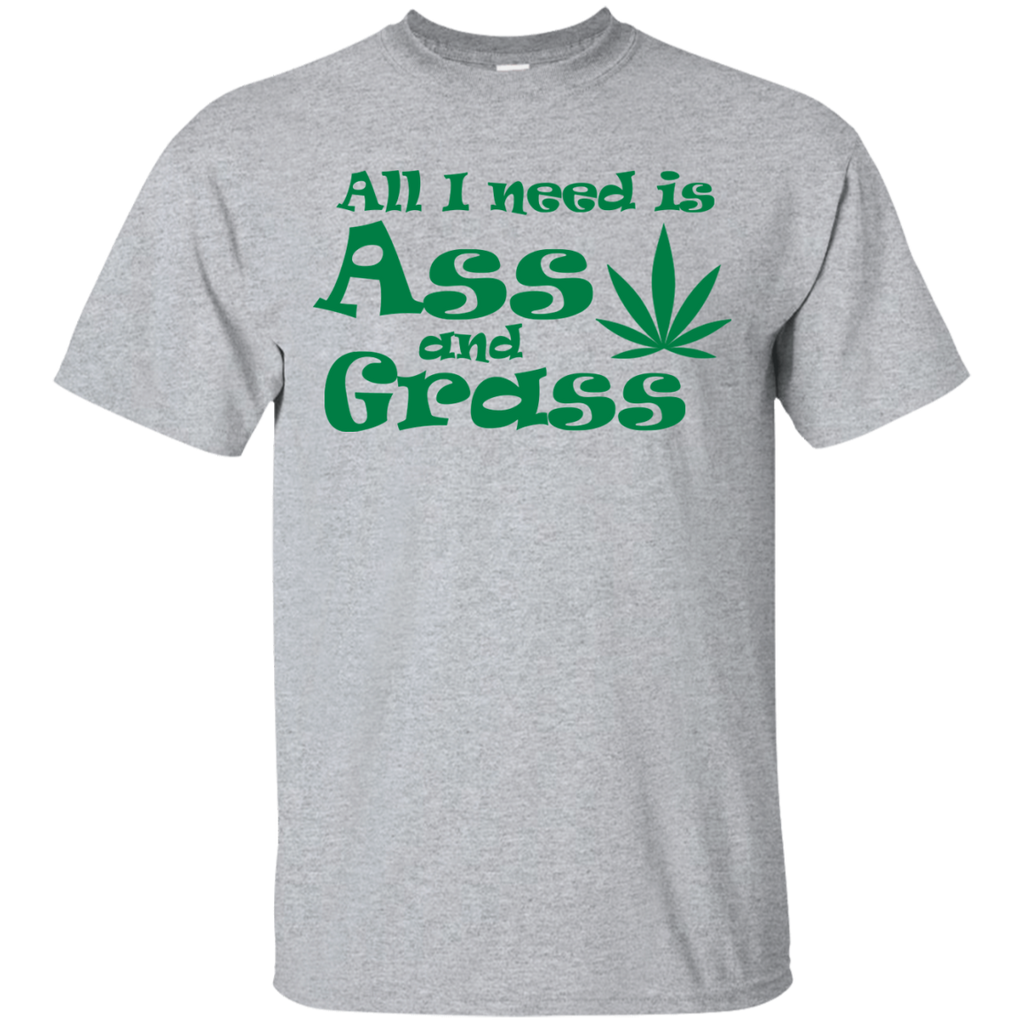 Ass And Grass T-Shirt