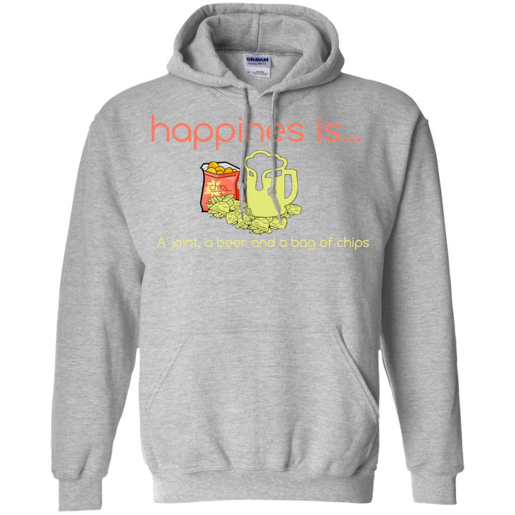 Happiness Is.... Hoodie