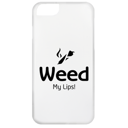 Weed My Lips iPhone 6 Case
