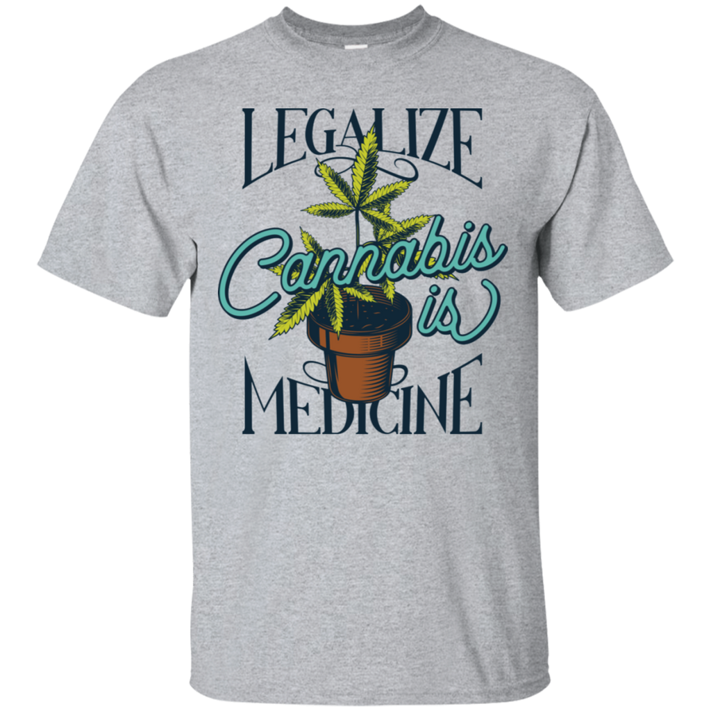 Cannabis is Medicine T-Shirt