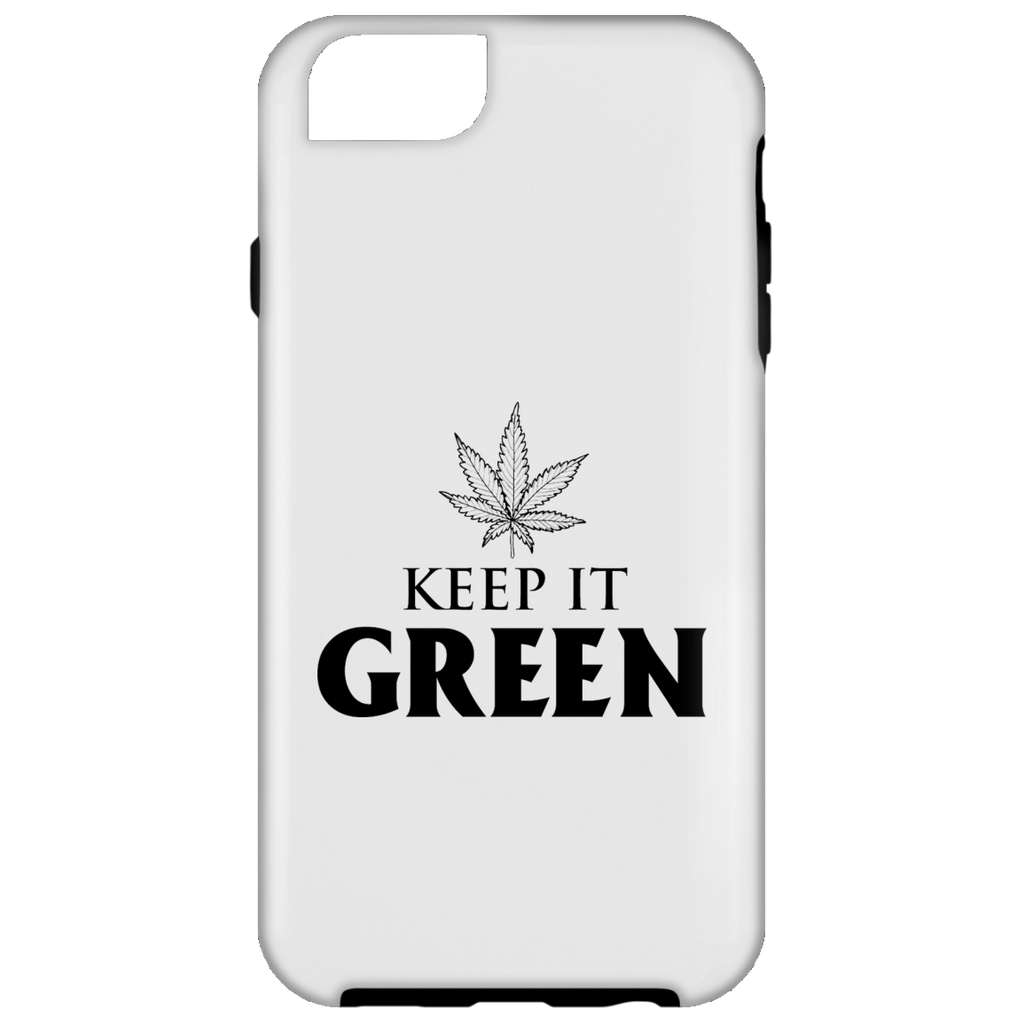 Keep It Green iPhone 6 Tough Case