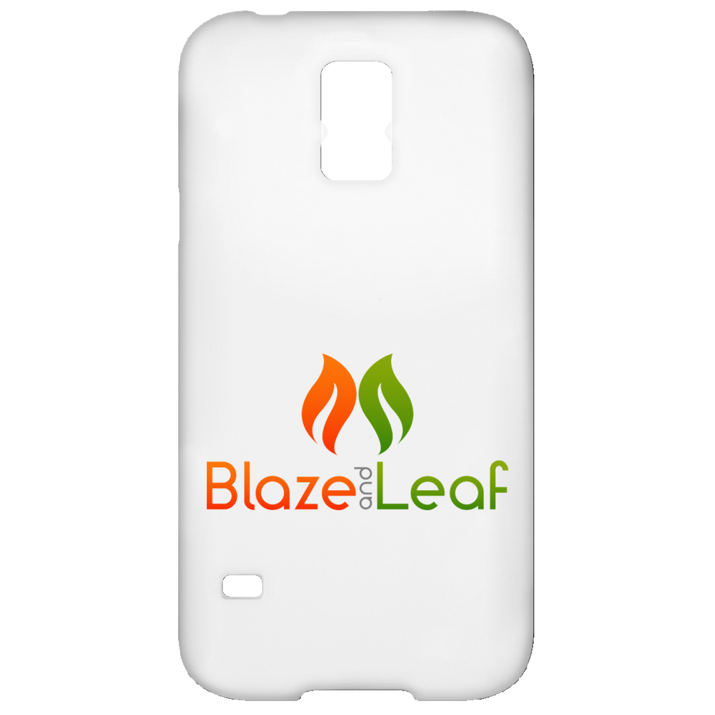 Blaze And Leaf Logo Samsung Galaxy S5 Case