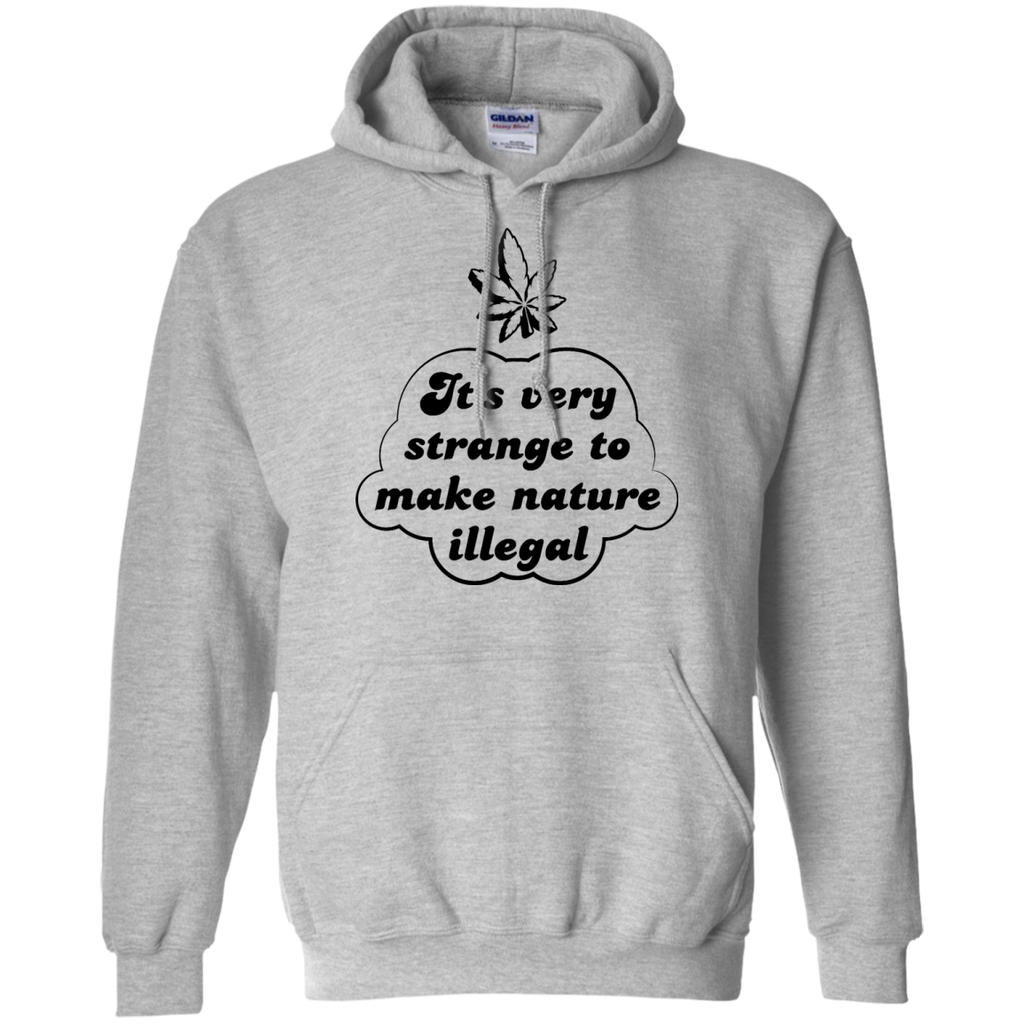 Illegal Nature Hoodie