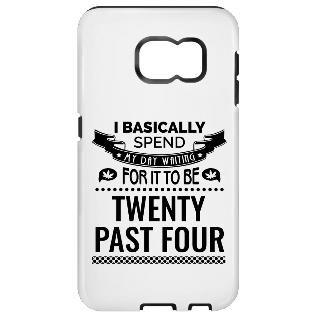 Waiting For 20 Past 4 Samsung Galaxy S7 Tough Case
