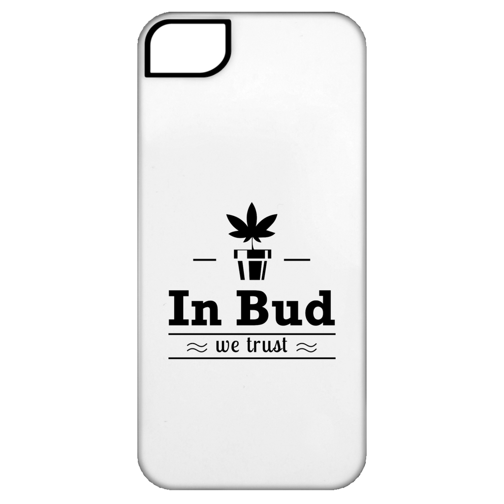 In Bud We Trust iPhone 5 Tough Case