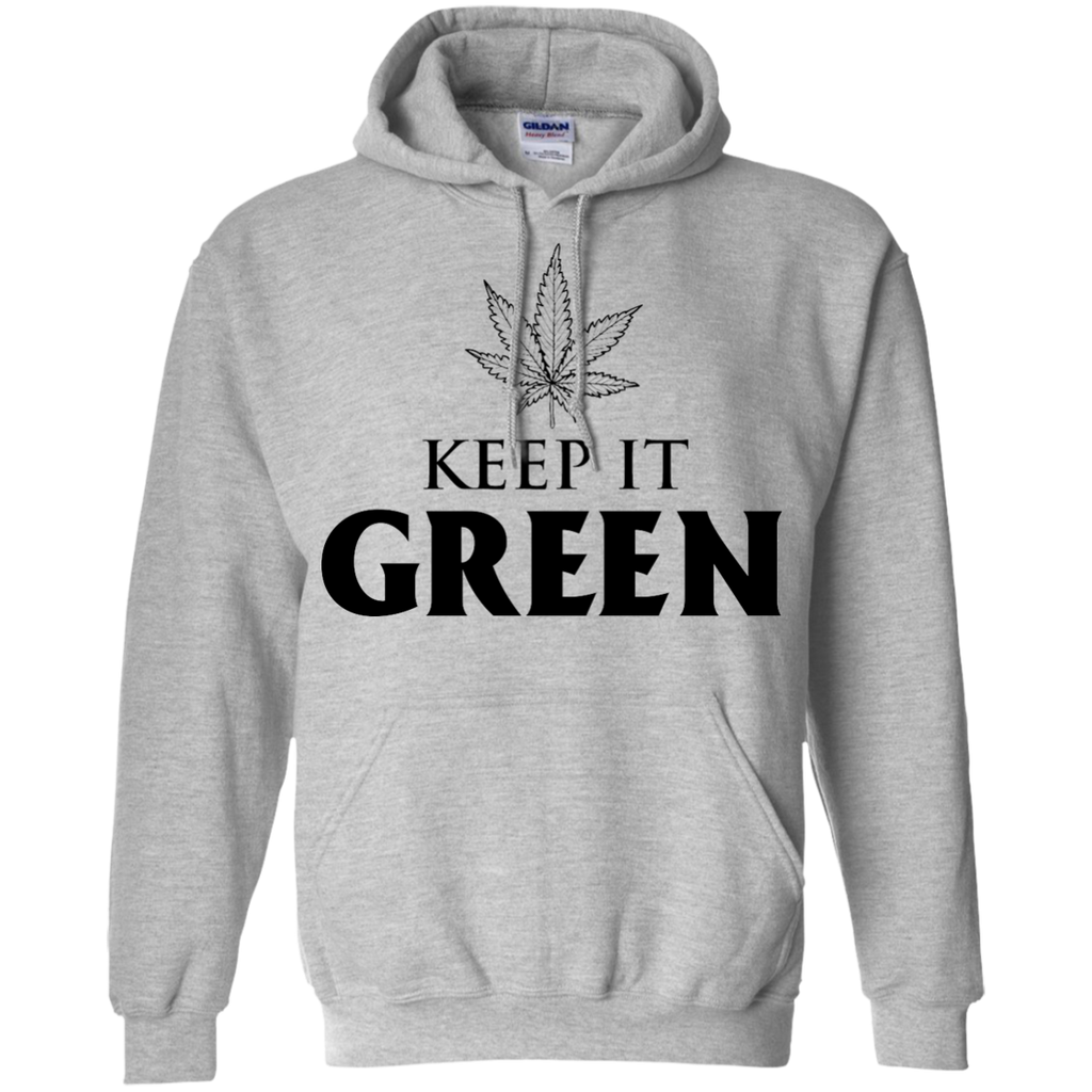 Keep It Green Hoodie