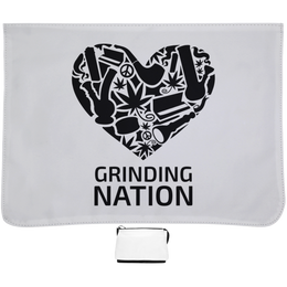 Grinding Nation Messenger Bag