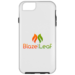 Blaze And Leaf Logo iPhone 6 Tough Case