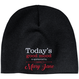 Sponsored By Mary Jane Beanie