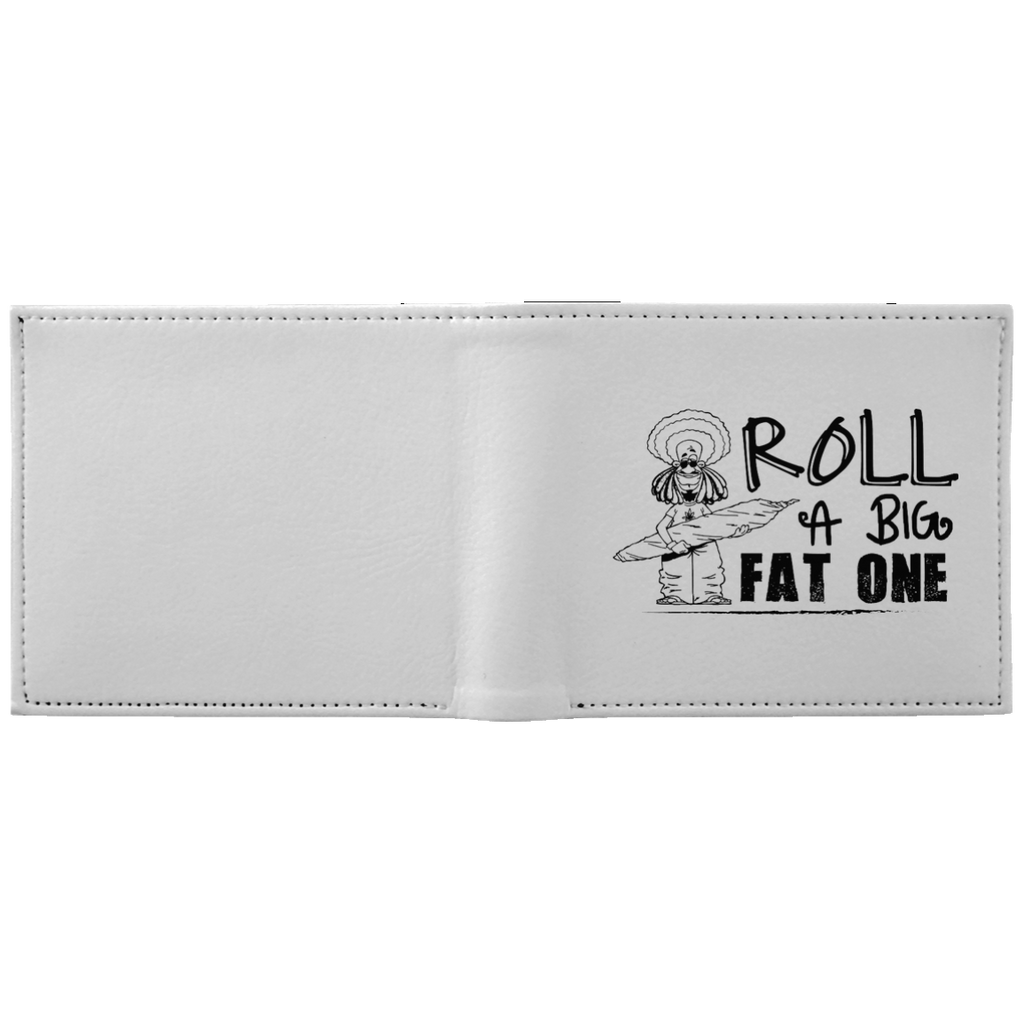 Roll A Big Fat One Wallet