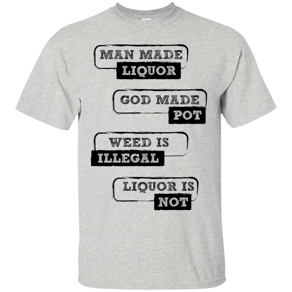 Man Made Liquor T-Shirt