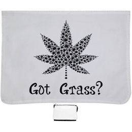 Got Grass? Messenger Bag