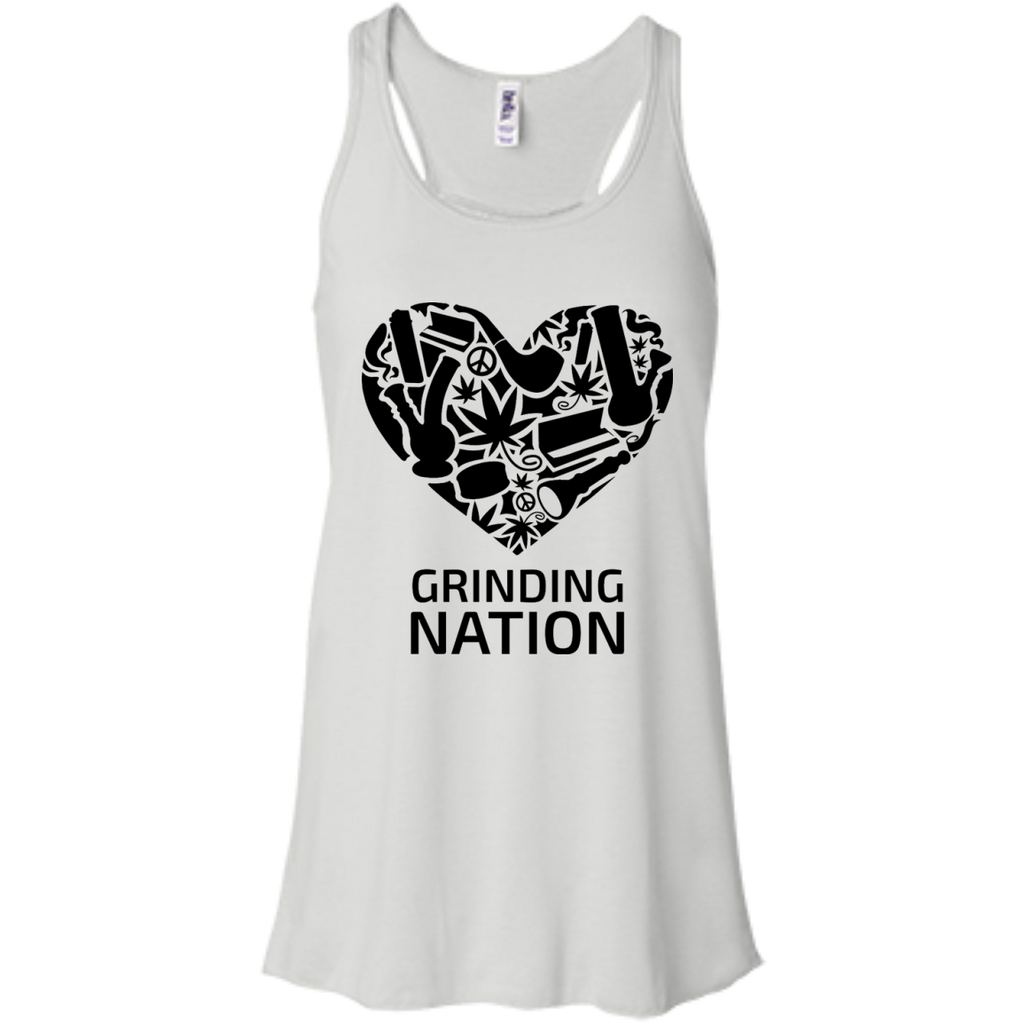 Grinding Nation Flow Tank