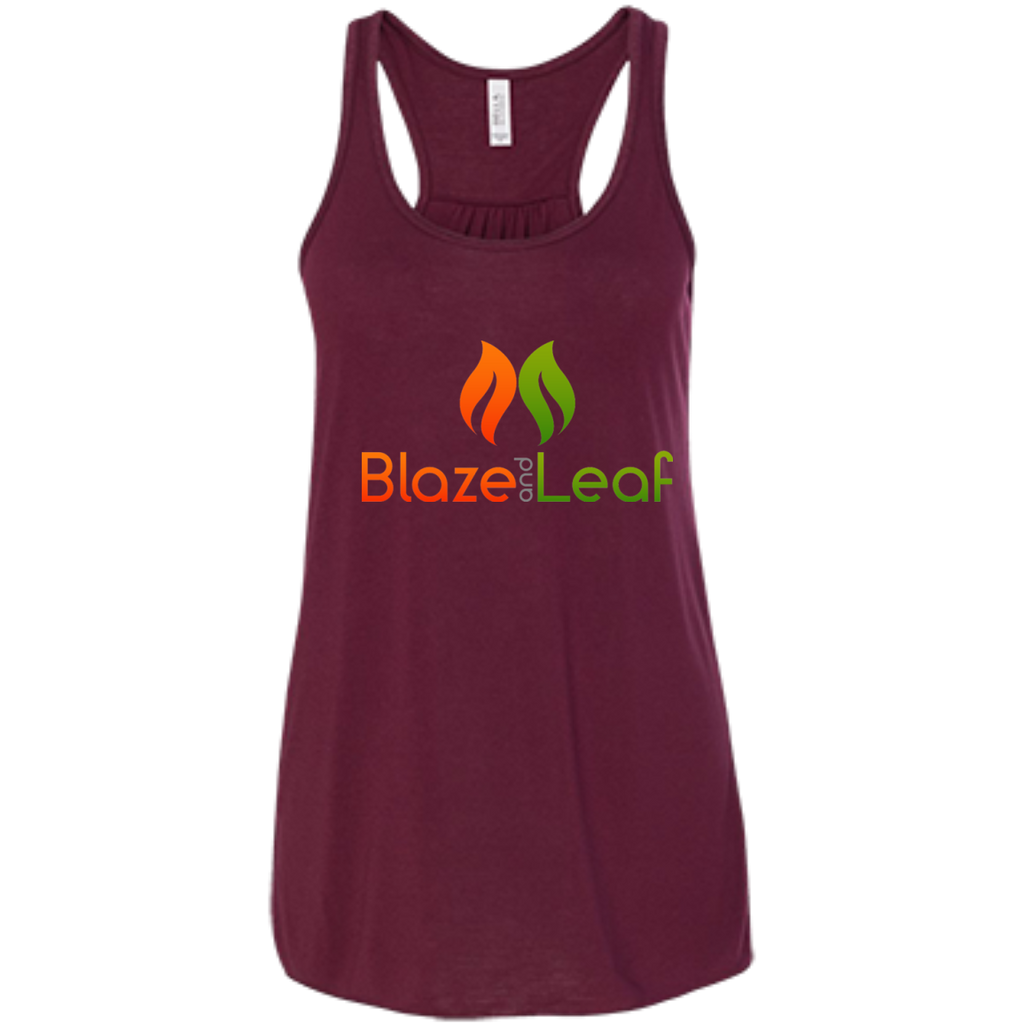 Blaze And Leaf Flow Tank