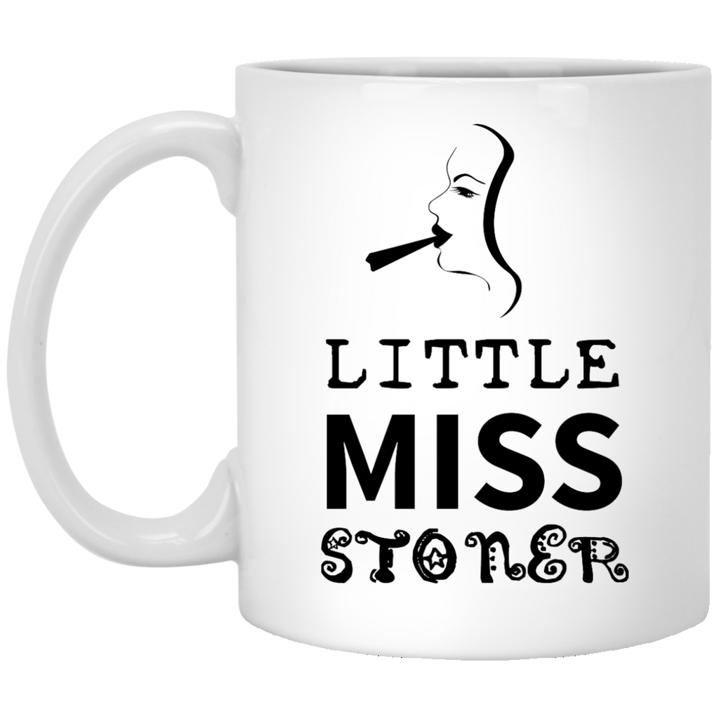 Little Miss Stoner Mug