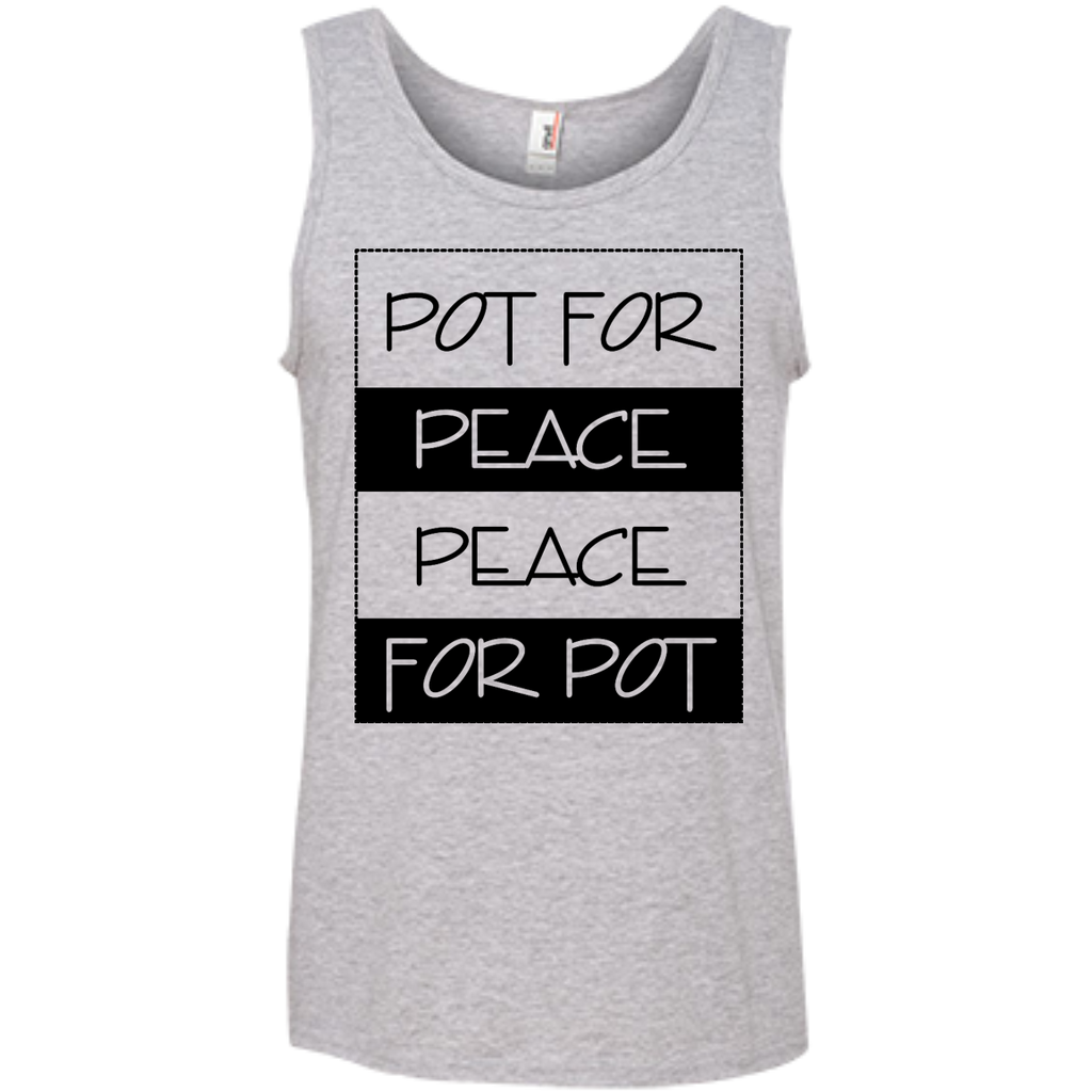Pot for Peace Tank