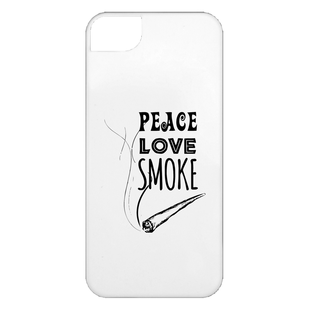 Peace Love Smoke iPhone 5 Case
