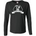 Bong King Ladies Long Sleeve T-Shirt