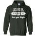 Life Sucks And Then You Die Hoodie