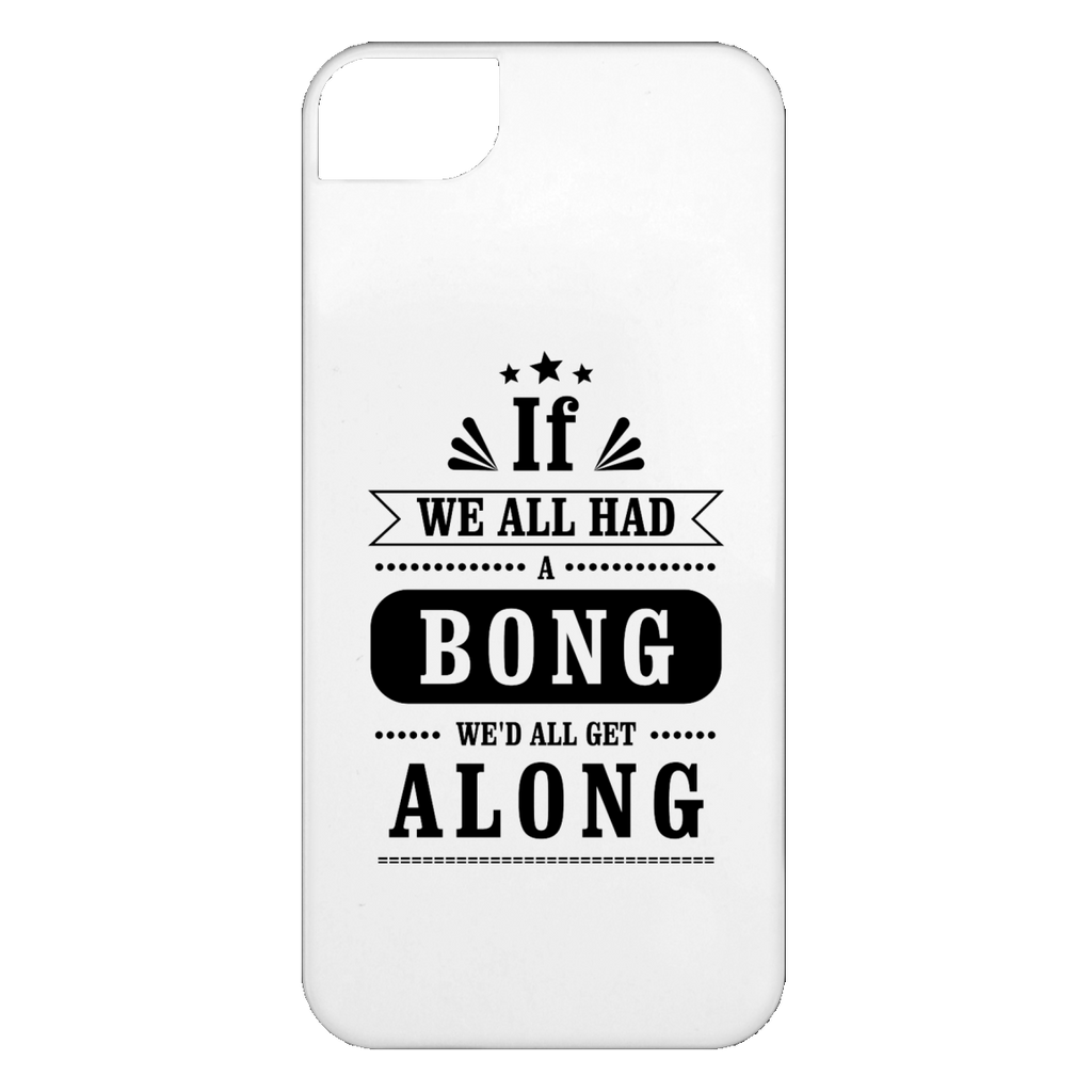 We'd All Get Along iPhone 5 Case