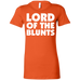 Lord Of The Blunts Ladies T-Shirt