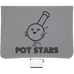 Pot Stars Messenger Bag