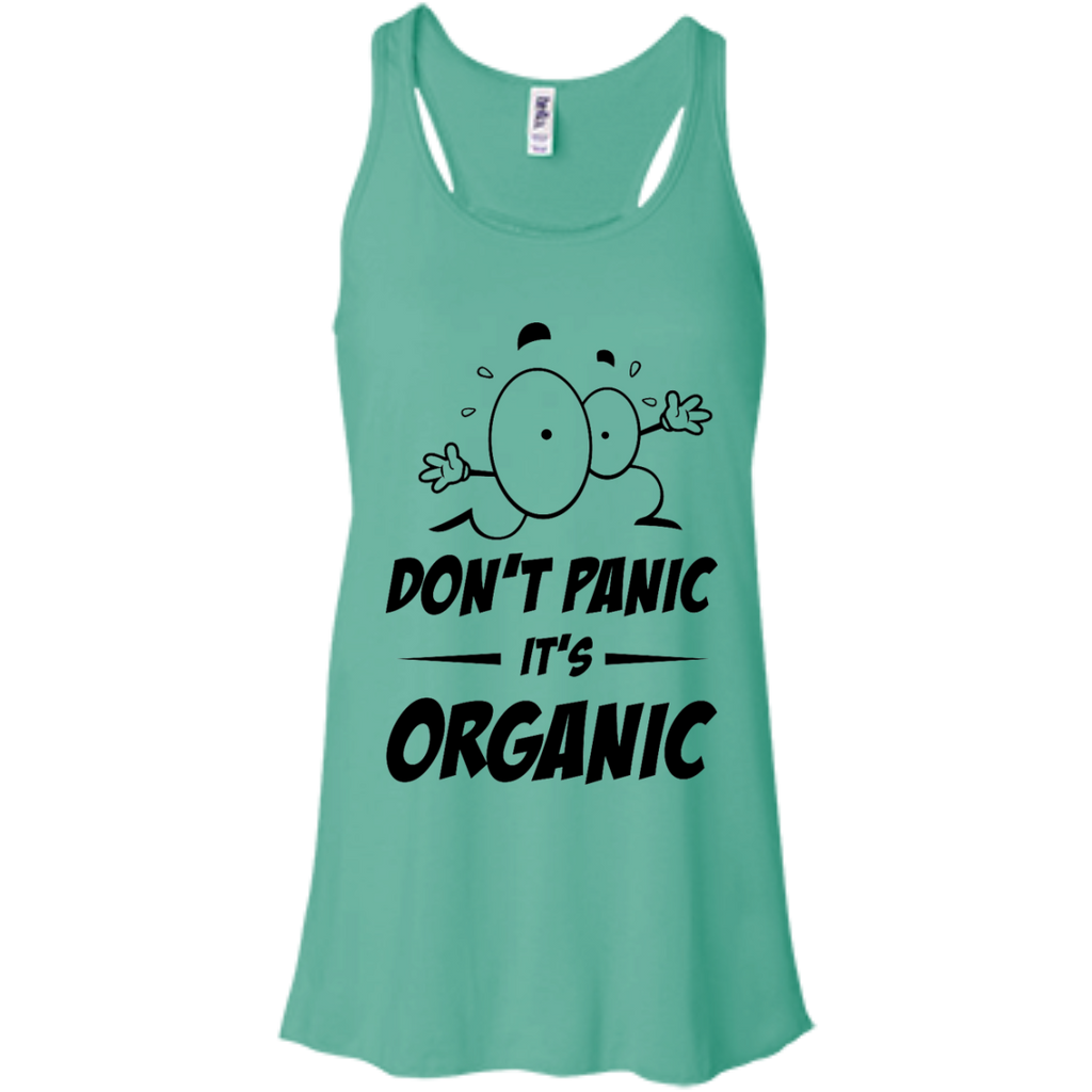 Don't Panic, It's Organic Flow Tank