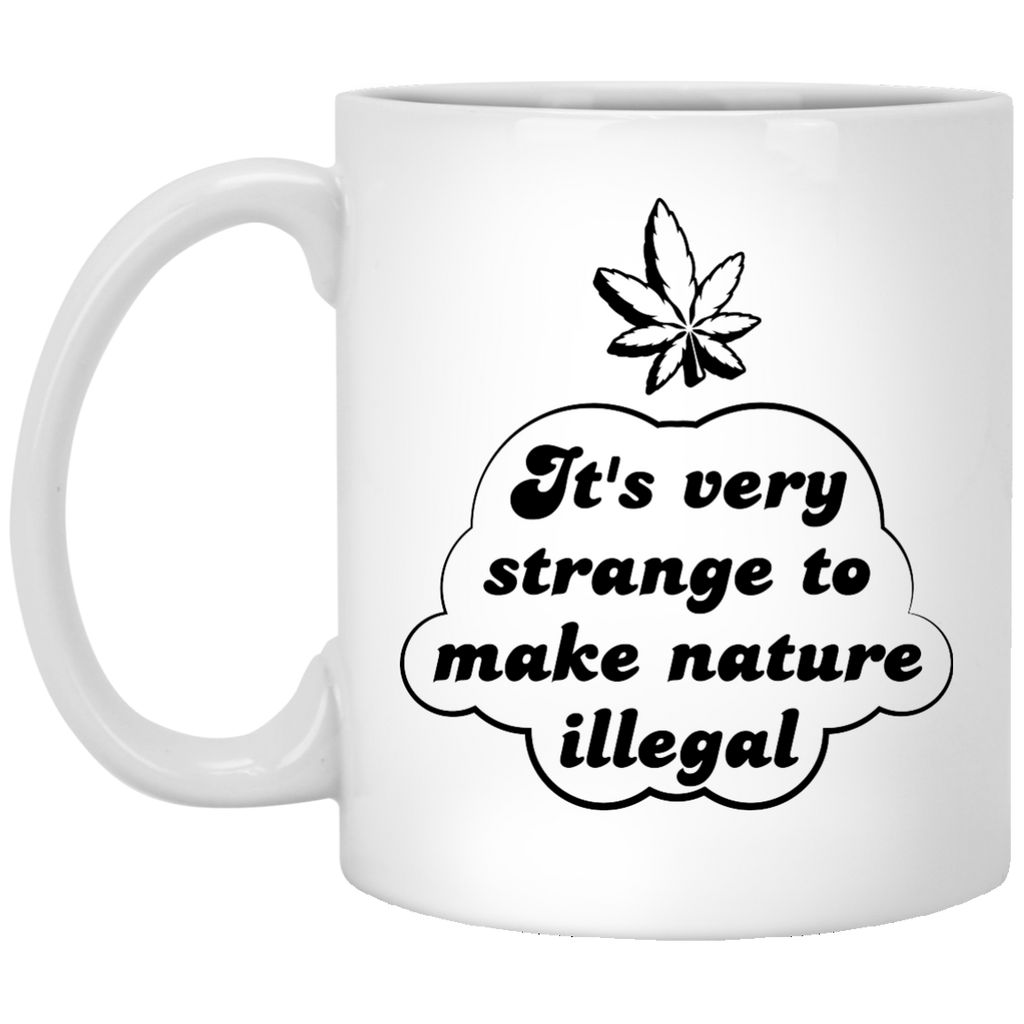 Illegal Nature Mug