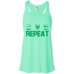 Smoke, Eat, Sleep, Repeat Flow Tank