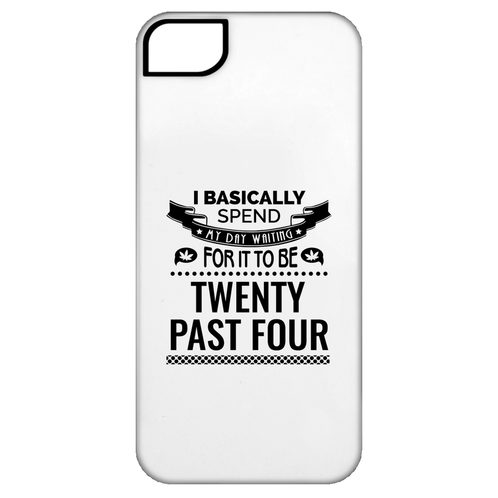 Waiting For 20 Past 4 iPhone 5 Tough Case