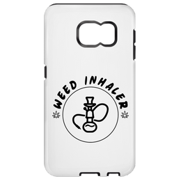 Weed Inhaler Samsung Galaxy S7 Tough Case