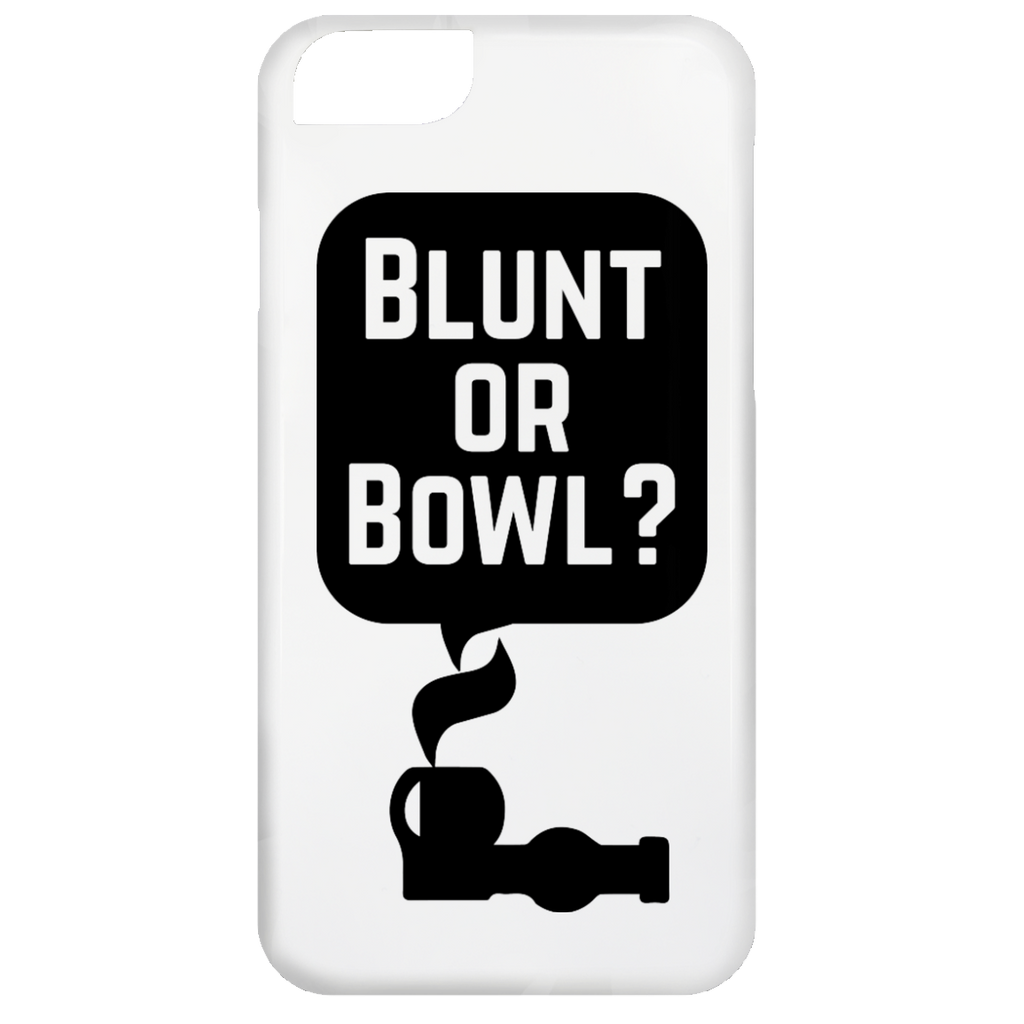 Blunt Or Bowl iPhone 6 Case