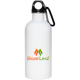 Blaze And Leaf Water Bottle