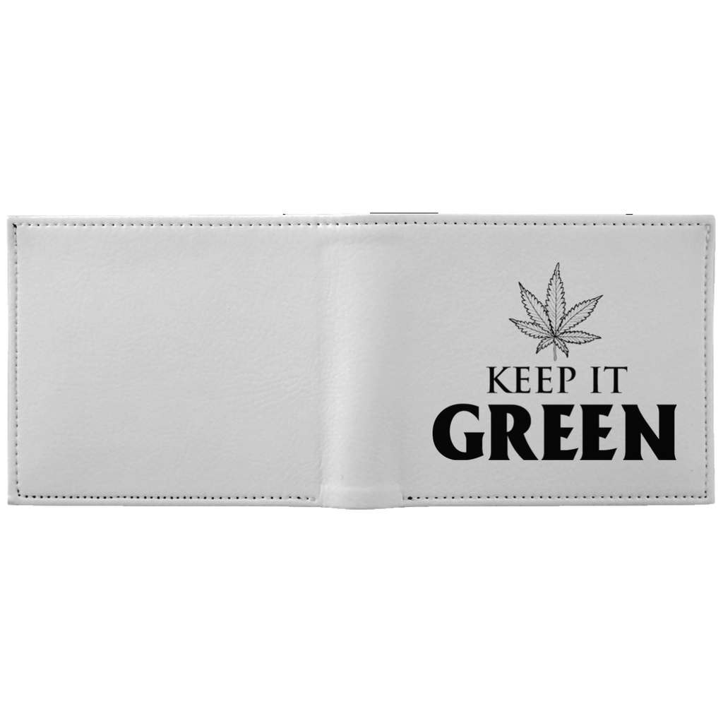Keep It Green Wallet