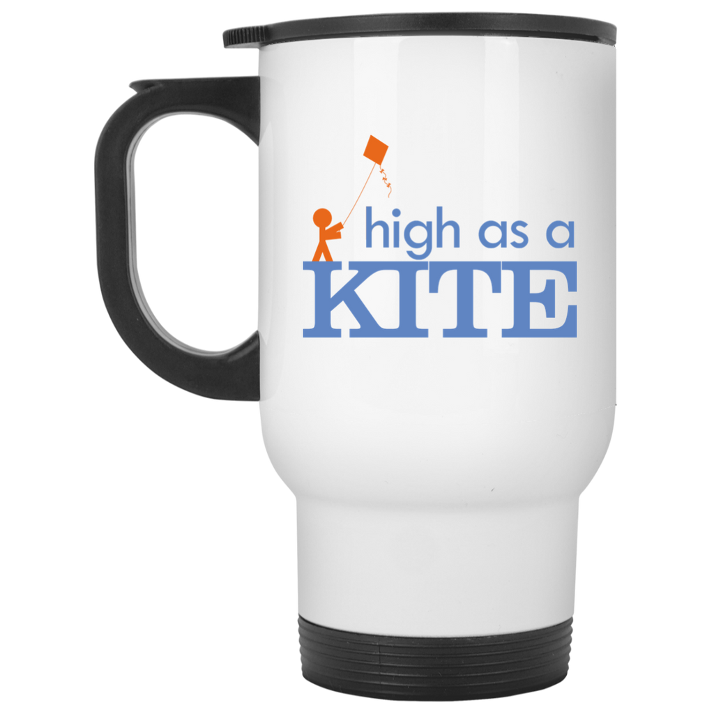 High As A Kite Travel Mug