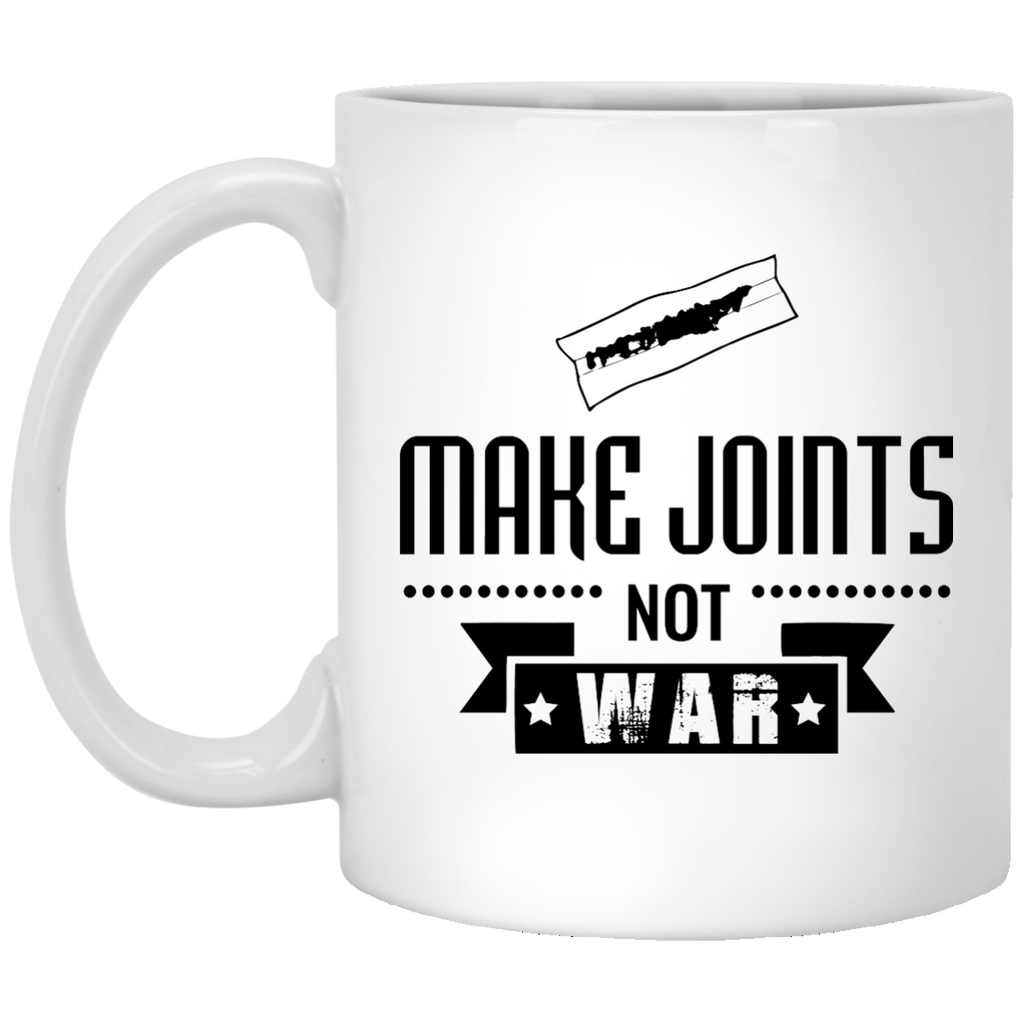 Make Joints Not War Mug