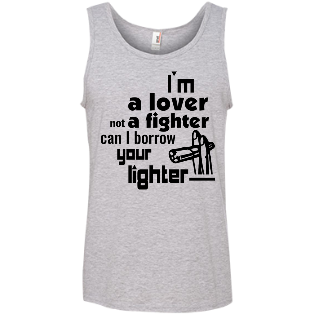 Lover Not A Fighter Tank