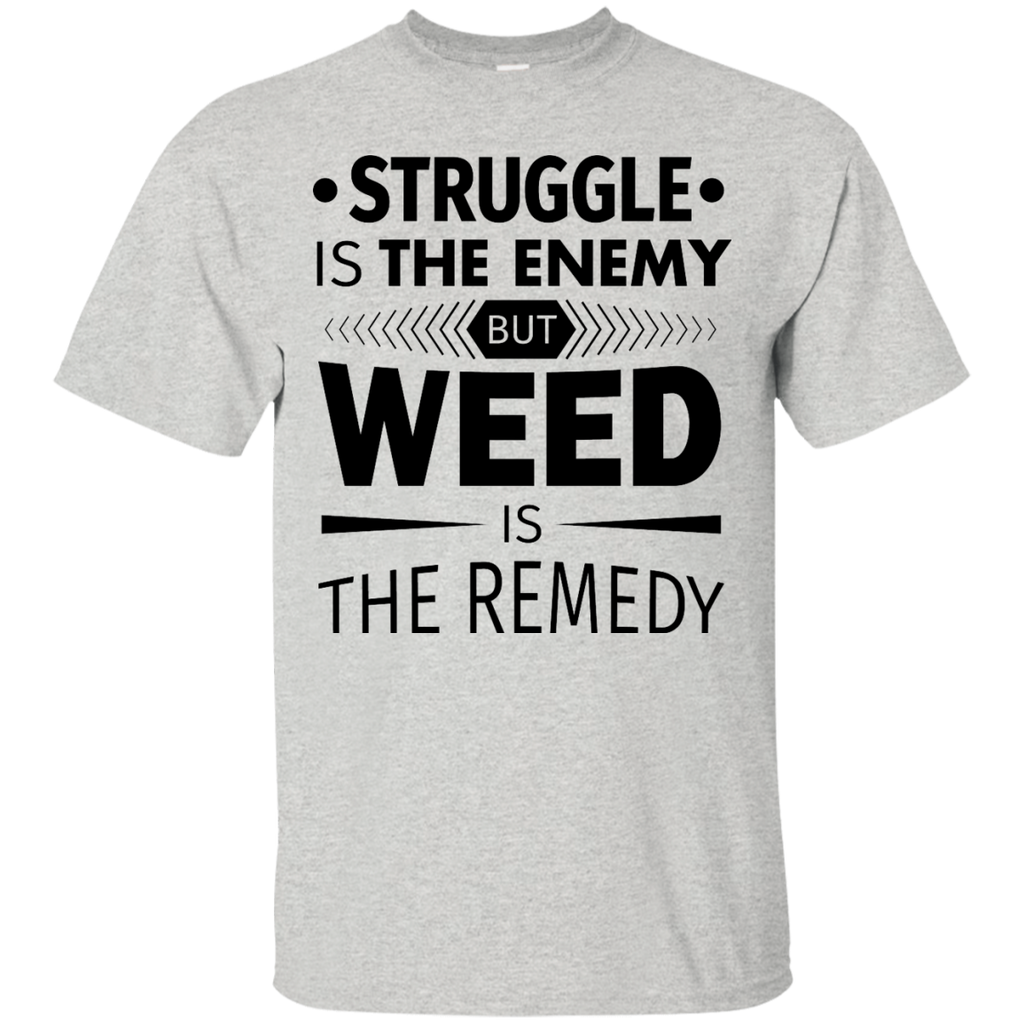 Struggle Is The Enemy T-Shirt