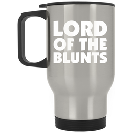 Lord Of The Blunts Travel Mug