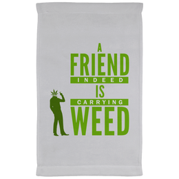 A Friend Indeed Kitchen Towel